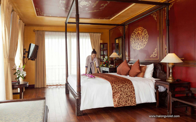 Halong Violet - Double Room