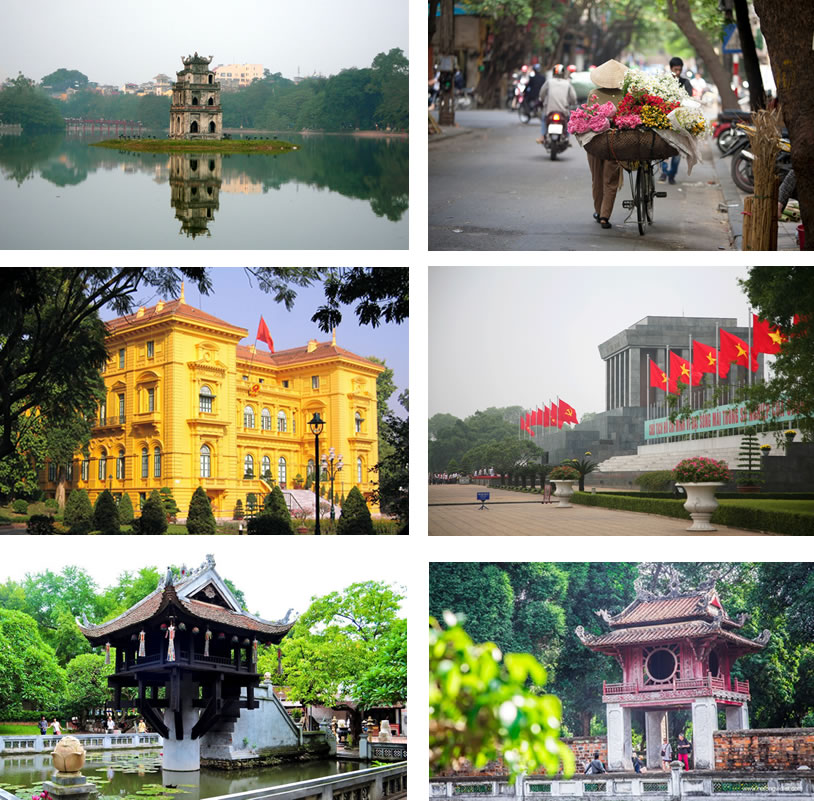 Hanoi City Tour 1