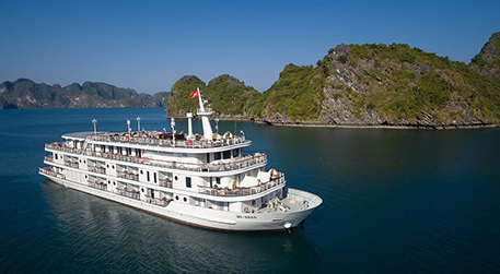 Top Cruises 2020.Top Selling Halong Cruises Of 2020 Halong Violet