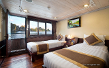 Family Room on Glory Legend Cruise