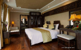 Double Room view on Halong Violet
