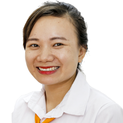 Ms. Ha Giang - Travel Consultant