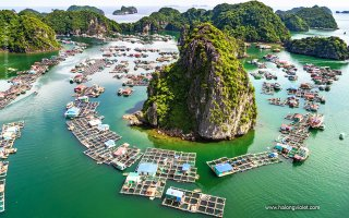 Hanoi City Tour & Halong Cruise Package